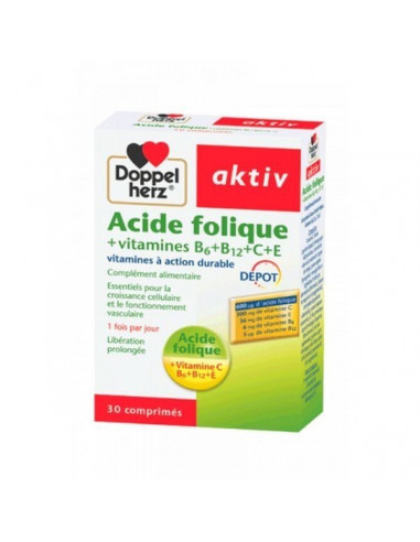 Acide Folique + Vitamines