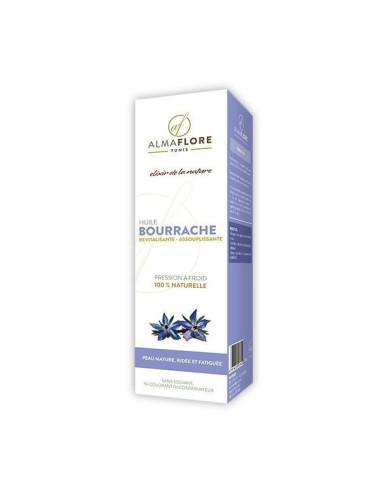 Huile de Bourrache 50ml Almaflore