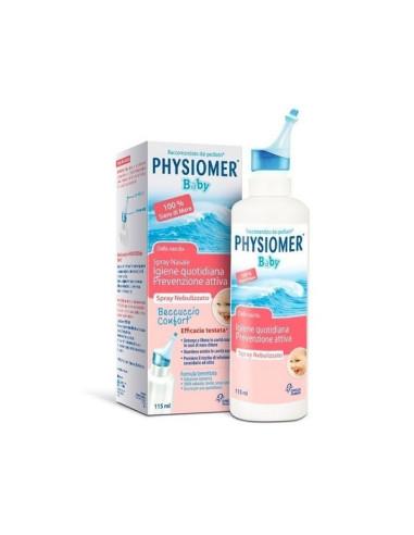 Physiomer Bébé Hygiène Préventive active 115 ml