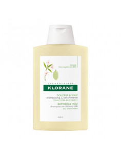 Shampooing Volumateur au Lait d'Amande 200ml Klorane