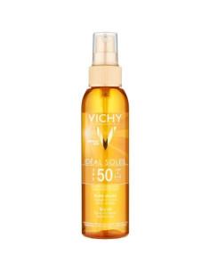Idéal Soleil huile sèche SPF50 Spray 125ml