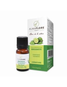 Huile essentielle de Bergamote 10ml Almaflore