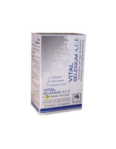 VITAL Sélénium ACE 30 Gélules