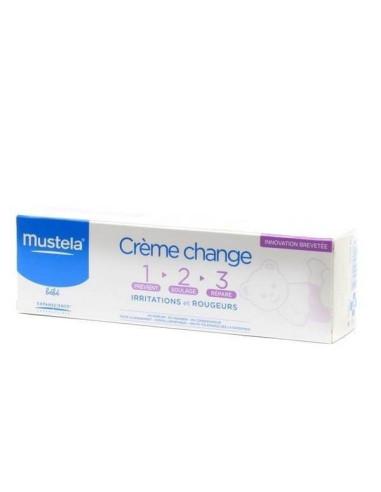 Crème change 1 2 3