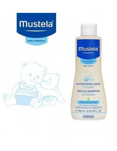 Shampooing doux Flacons capsule 500ml Mustela