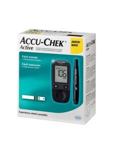 ACCU-CHEK Active Système de Surveillance de la Glycémie