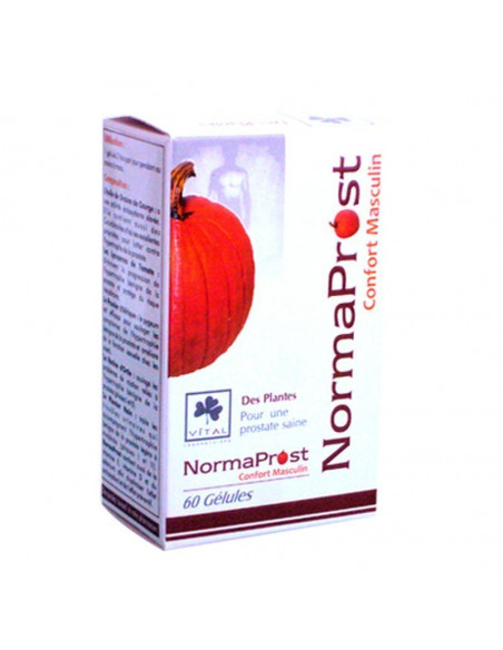 NormaProst 60 Gélules Vital