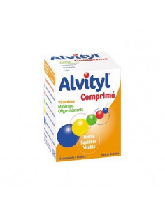 Alvityl comprimé 40 comprimés