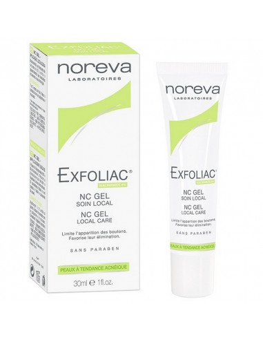 Exfoliac NC Gel Soin local Noreva