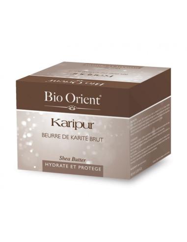 Karipur Beurre de karité Pur Bio Orient