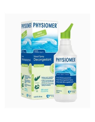 PHYSIOMER Eucalyptus, Spray nasal Décongestionnant
