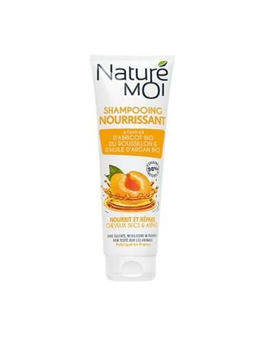 SHAMPOOING NOURRISSANT - Cheveux secs & abîmés Naturé Moi