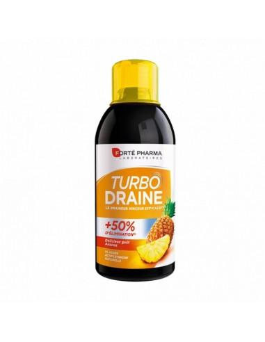 TurboDraine Minceur Ananas 500ml Forté Pharma