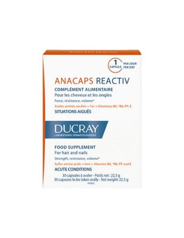 Anacaps Réactiv 30 capsules Ducray