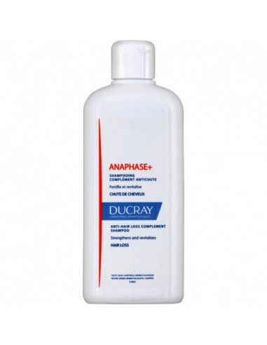 Anaphase + shampooing complément antichute 200ml Ducray