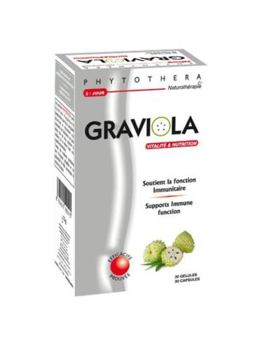 Graviola 30 Gélules Phytotera