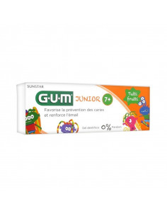 Gel Dentifrice GUM® Junior 7 ans et +