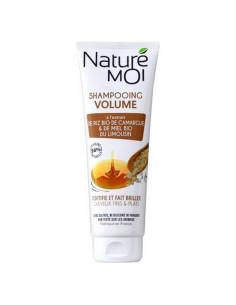 SHAMPOOING VOLUME - Cheveux fins & plats Naturé Moi