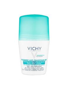 Déodorant Anti-transpirant 48h, Anti-Traces Jaunes et Blanches, anti effet carton Vichy