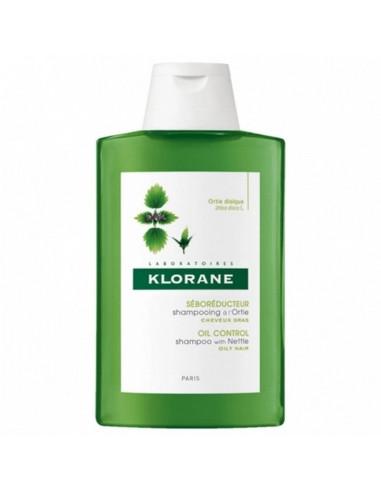Shampooing à l'Ortie 200ml Klorane