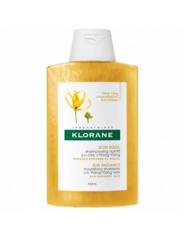 Shampooing à la cire d'Ylang-Ylang 200ml Klorane