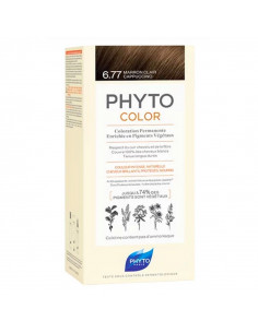 PHYTOCOLOR 6,77 MARRON CLAIR CAPPUCCINO Phyto