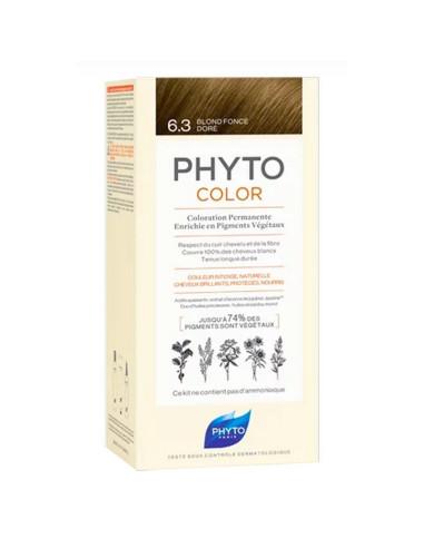 PHYTOLOCOR 6,3 BLOND FONCÉ DORÉ Phyto