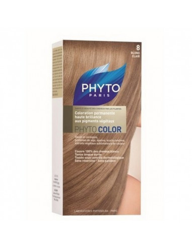 PHYTOCOLOR 8 BLOND CLAIR Phyto