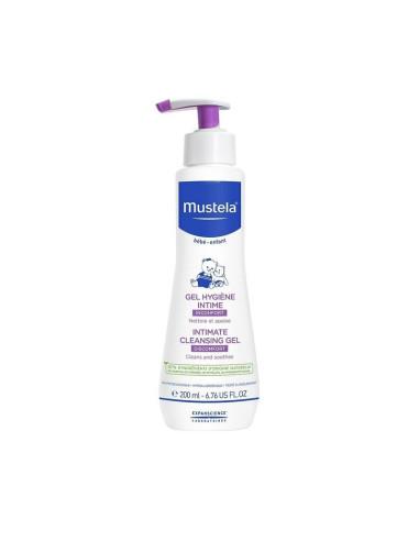 Gel hygiène intime 200ml Mustela