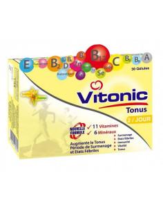 VITONIC TONUS 30 Gélules