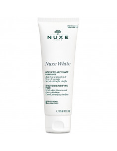 Mousse Éclaircissante Purifiante NUXE White 125ml