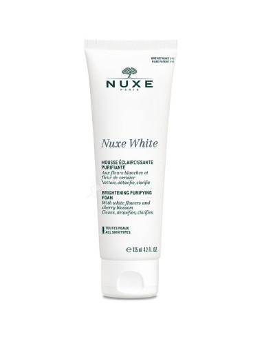 Mousse Éclaircissante Purifiante NUXE White 125ml