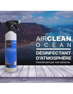 AirCLEAN Désinfectant...