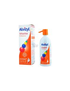 Alvityl sirop 11 Vitamines...
