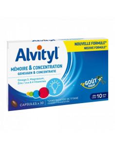 Alvityl® Mémoire et...