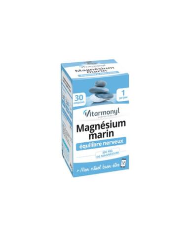 Magnésium Marin 30 comprimés Vitarmonyl