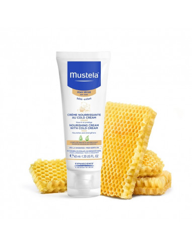Cold Cream Mustela 50ml