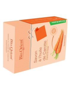 Savon à l'huile de carotte...