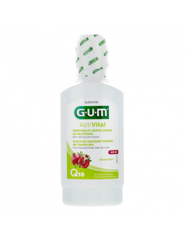 Bain de bouche GUM ActiVital® 300ml