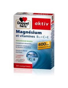 Magnésium Aktiv + Vitamines...