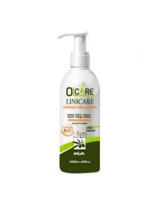 Linicare liniment oléo-calcaire bébé à l'huile d'olive 200ml - Olcare