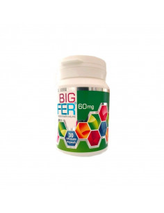 Big Fer 60mg 30 Gélules