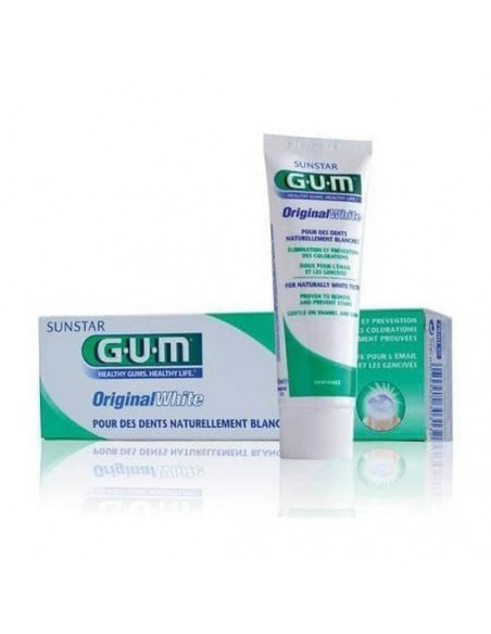 Gum Dentifrice Original White
