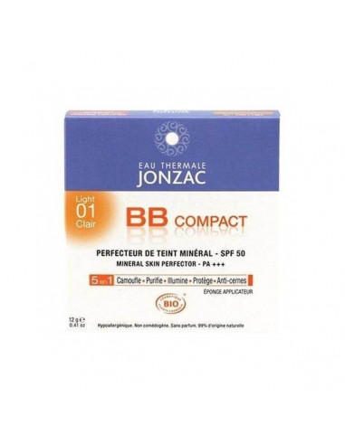 Eau Thermale Jonzac - BB compact N°01 Clair Mineral