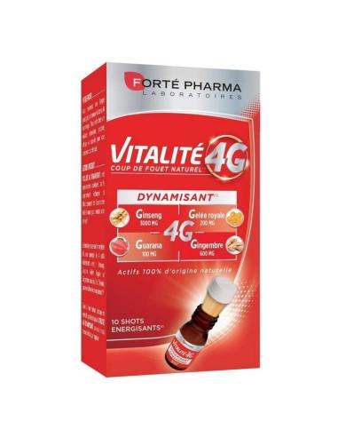 Forté Pharma Vitalité 4G Dynamisant...