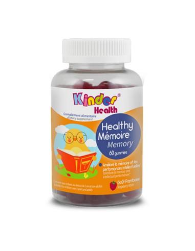 Healthy Mémoire Goût Fraise Kinder...