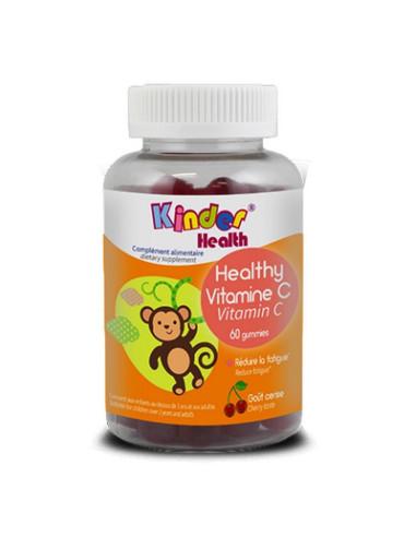 Healthy Vitamine C Goût Cerise Kinder...