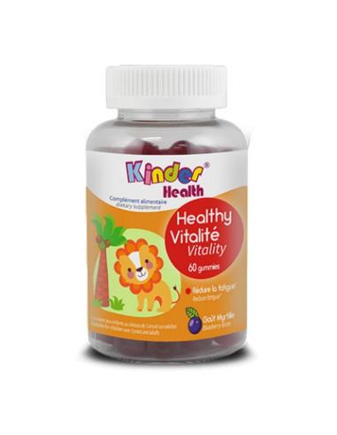 Healthy Vitalité Goût Myrtille Kinder...
