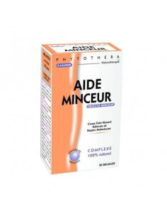Aide Minceur B/30 Gél Phytothera