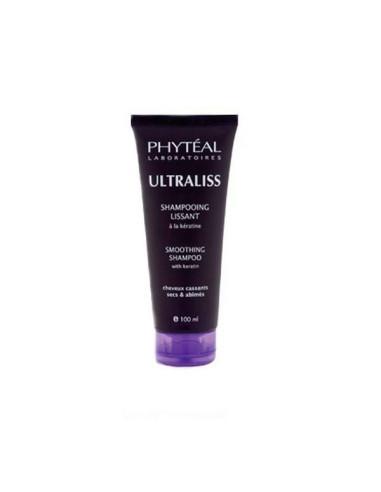 Phytéal Ultraliss Shampooing Lissant à La Kératine 100ml